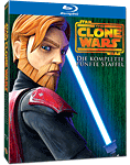Star Wars: The Clone Wars - Die komplette 5. Staffel Blu-ray (2 Discs)