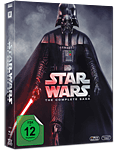 Star Wars - The Complete Saga 1-6 Blu-ray (9 Discs) (Blu-ray Filme)