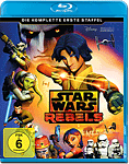 Star Wars Rebels: Staffel 1 Blu-ray (2 Discs)