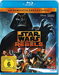 Star Wars Rebels: Staffel 2 Blu-ray (3 Discs)