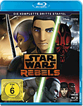 Star Wars Rebels: Staffel 3 Box Blu-ray (3 Discs) (Blu-ray Filme)