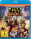 Star Wars Rebels: Staffel 4 Blu-ray (2 Discs)
