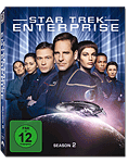 Star Trek Enterprise: Staffel 2 Blu-ray (6 Discs)