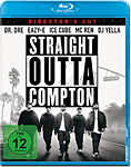Straight Outta Compton - Director's Cut Blu-ray (Blu-ray Filme)