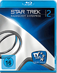 Star Trek Raumschiff Enterprise: Season 2 Box Blu-ray (7 Discs)