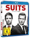 Suits: Staffel 2 Blu-ray (4 Discs) (Blu-ray Filme)