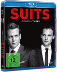 Suits: Season 3 Box Blu-ray (4 Discs)