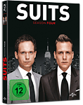Suits: Staffel 4 Box Blu-ray (4 Discs)