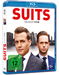 Suits: Staffel 5 Box Blu-ray (4 Discs)