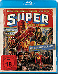 Super: Shut Up, Crime! Blu-ray