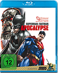 Superman/Batman: Apocalypse Blu-ray