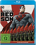 Superman: Red Son Blu-ray