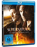 Supernatural: Staffel 10 Blu-ray (4 Discs)
