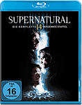 Supernatural: Staffel 14 Blu-ray (3 Discs)