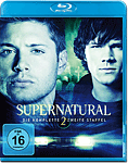 Supernatural: Staffel 02 Blu-ray (4 Discs)