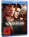 Supernatural: Staffel 03 Box Blu-ray (3 Discs) (Blu-ray Filme)