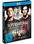 Supernatural: Staffel 04 Box Blu-ray (4 Discs)