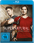 Supernatural: Staffel 06 Box Blu-ray (4 Discs) (Blu-ray Filme)