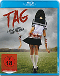 Tag: A High School Splatter Film Blu-ray