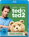 Ted 1 & 2 Blu-ray (2 Discs)