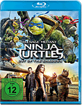 Teenage Mutant Ninja Turtles 2: Out of the Shadows Blu-ray
