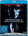 Terminator 3: Rebellion der Maschinen Blu-ray