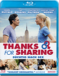 Thanks for Sharing: Süchtig nach Sex Blu-ray (Blu-ray Filme)