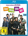 That Thing You Do! Blu-ray