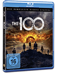 The 100: Staffel 4 Box Blu-ray (3 Discs)