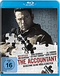 The Accountant Blu-ray (Blu-ray Filme)