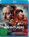 The Adventurers Blu-ray