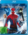 The Amazing Spider-Man 2 Blu-ray (Blu-ray Filme)