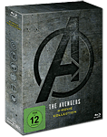 The Avengers - 4-Movie Collection Blu-ray (5 Discs)