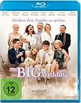 The Big Wedding Blu-ray