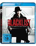 The Blacklist: Staffel 1 Box Blu-ray (6 Discs)