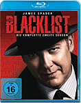 The Blacklist: Staffel 2 Box Blu-ray (6 Discs) (Blu-ray Filme)