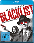 The Blacklist: Staffel 3 Blu-ray (6 Discs) (Blu-ray Filme)