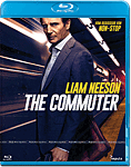 The Commuter Blu-ray (Blu-ray Filme)