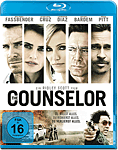 The Counselor Blu-ray