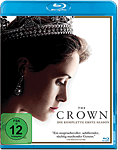 The Crown: Staffel 1 Box Blu-ray (4 Discs)