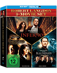 The Da Vinci Code - Trilogie Collection Blu-ray (3 Discs)