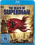 The Death of Superman Blu-ray (Blu-ray Filme)