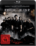 The Expendables 2: Back for War Blu-ray