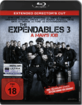 The Expendables 3 - Extended Director's Cut Blu-ray (Blu-ray Filme)