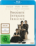The Favourite: Intrigen und Irrsinn Blu-ray
