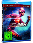 The Flash: Staffel 1 Box Blu-ray (4 Discs) (Blu-ray Filme)