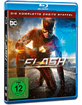 The Flash: Staffel 2 Box Blu-ray (4 Discs) (Blu-ray Filme)