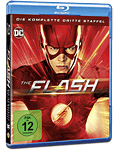 The Flash: Staffel 3 Blu-ray (4 Discs)