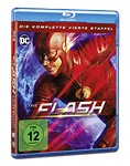 The Flash: Staffel 4 Blu-ray (4 Discs)