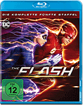 The Flash: Staffel 5 Blu-ray (4 Discs)